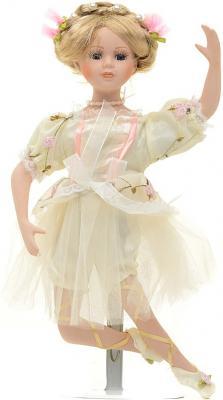 Кукла Angel Collection Балерина в белом 35 см фарфоровая YF-140105