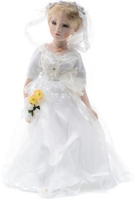 Кукла Angel Collection Невеста 40.5 см фарфоровая HM164815