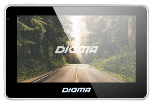 "Навигатор Digma Alldrive 400 4.3"" 480x272 microSD Навител черный"