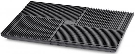 Подставка для ноутбука 15.6 Deepcool MULTI CORE X8 100x100x15mm USB 23dB