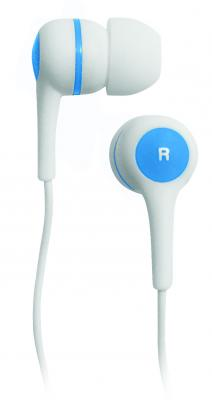 Наушники BBK EP-1260S бело-синий bbk ep 1260s white blue