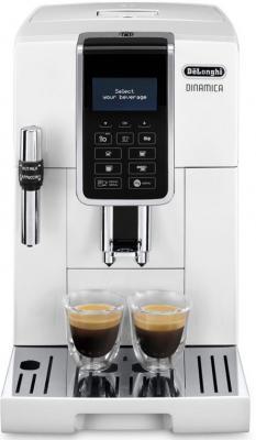 Кофемашина DeLonghi ECAM 350.35.W белый кофемашина delonghi ec 685 w белый
