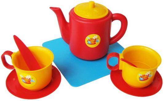 Набор чашек с чайником Плэйдорадо 21002 набор чашек с чайником плэйдорадо 21002