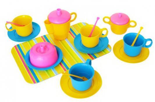 Набор посуды Плейдорадо для чаепития 22016 набор посуды плейдорадо для чаепития 22016