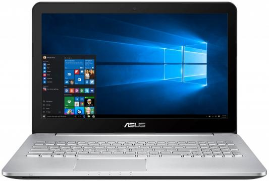 Ноутбук ASUS N552VX 15.6 1920x1080 Intel Core i7-6700HQ 90NB09P1-M03170 ноутбук asus n552vx