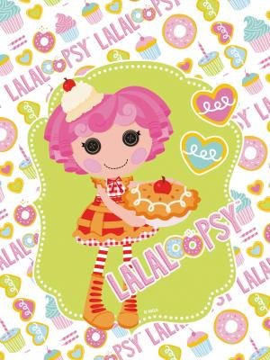 Блокнот Action! Lalaloopsy A7 40 листов LL-ANU-7/40 в ассортименте LL-ANU-7/40