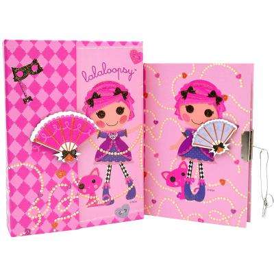 Блокнот Action! Lalaloopsy A5 12 листов LL-FN64/4126 LL-FN64/4126