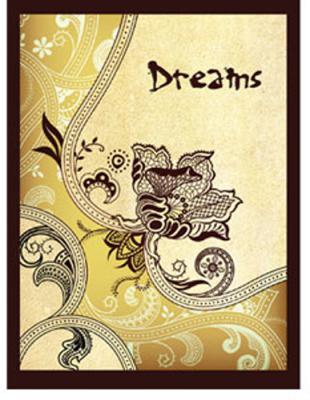 Блокнот Action! DREAMS A6 40 листов в ассортименте, ANUG-6/40-1 ANUG-6/40-1
