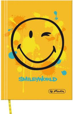 Блокнот Herlitz SmileyWorld Edition A6 96 листов 11276458 11276458