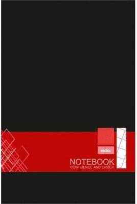 Блокнот Index IN0201-A640 A6 40 листов в ассортименте IN0201-A640