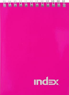 Блокнот Index Colourplay A6 40 листов INLcp-6/40p блокнот index colourplay a6 40 листов inlcp 6 40or inlcp 6 40or