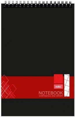 Блокнот Index IN0101-A540 A5 40 листов в ассортименте IN0101-A540 блокнот dinosaurs a5 40 листов кремовая бумага 402783