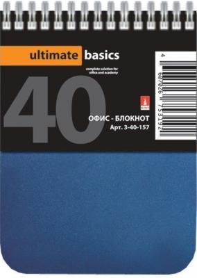 Блокнот Альт ОФИС-ЛАЙН A7 40 листов 3-40-157/АСС 3-40-157/АСС прихожая лайн 3