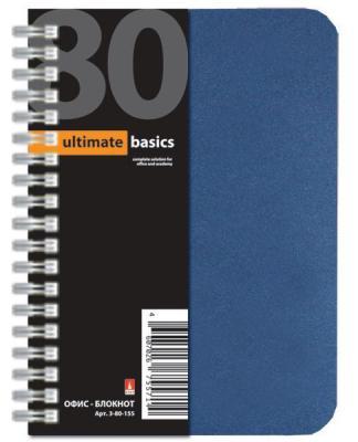 Блокнот Альт ОФИС-ЛАЙН A6 80 листов 3-80-155/АСС