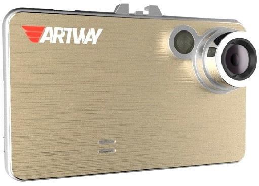 "Видеорегистратор Artway AV-111 2.4"" 1280x720 90° microSD microSDHC"