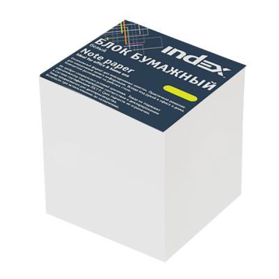 Блок бумажный Index 80х80х80 мм белый I888/R mitsubishi 100% mds r v1 80 mds r v1 80