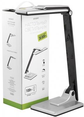 Настольная лампа СТАРТ CT50 Gr серый