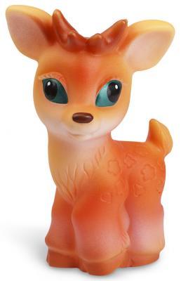 Резиновая игрушка для ванны Огонек Олененок 14 см С-353 игрушка огонек собака джерри с 673