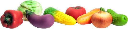 Набор игрушек Огонек Овощи 13.5 см С-799