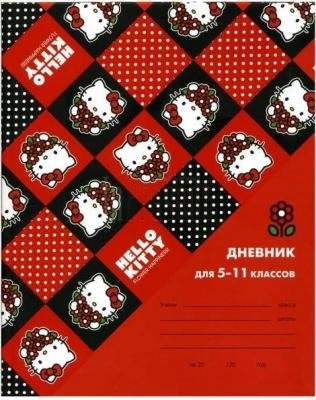 Дневник для младших классов Action! HELLO KITTY линейка HKO-ADU-3 HKO-ADU-3