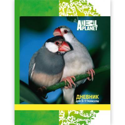 Дневник для старших классов Action! ANIMAL PLANET линейка AP-DU-13 AP-DU-13 цена и фото