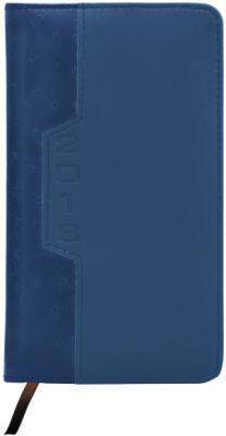 Еженедельник датированный Index Desert A6 искусственная кожа IWD0516/A6/BU