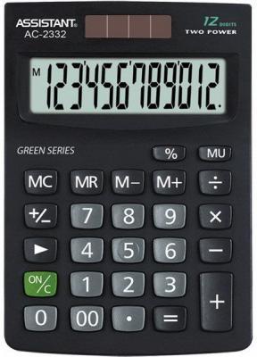 Калькулятор настольный Assistant AC-2232 10-разрядный  AC-2232