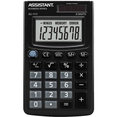 Калькулятор карманный Assistant 8-разрядный