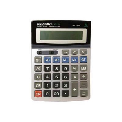 цена на Калькулятор настольный Assistant 12-разрядный AC-2321