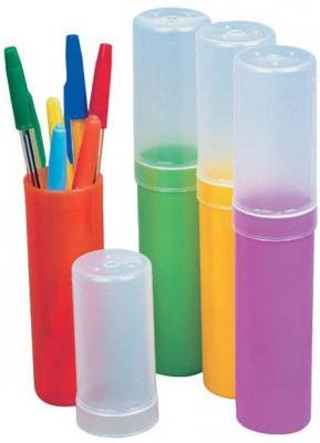 Купить Пенал тубус Action! ПН02 в ассортименте, пластик, универсальные, Пеналы и папки