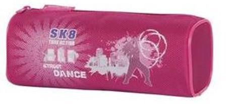 Купить Пенал на одно отделение Action! SK8 в ассортименте, ткань, универсальные, Пеналы и папки