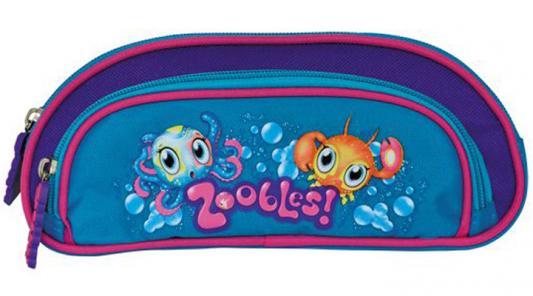 Пенал косметичка Action! ZOOBLES ZB-APC4260/2 ZB-APC4260/2 zoobles twobles starfish
