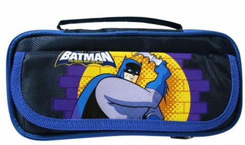 Пенал на одно отделение Action! Бэтмен: отважный и смелый