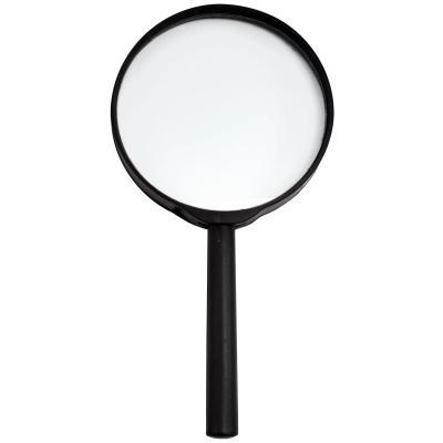 Лупа канцелярская, диаметр 90 мм, увеличение 3 SMG03