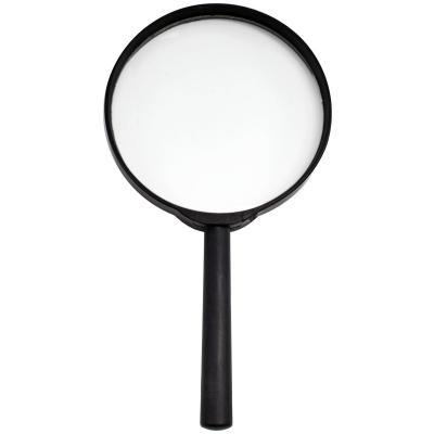Лупа канцелярская, диаметр 100 мм, увеличение 3 SMG04