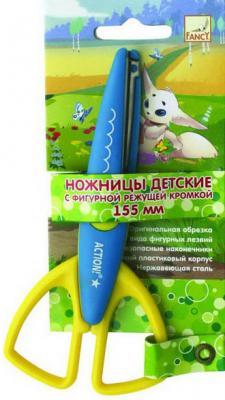 Ножницы детские Action! FSC130 15.5 см в ассортименте action