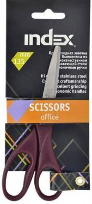 Ножницы Index ISC201 13.5 см в ассортименте блокнот index in0103 a550 a5 50 листов в ассортименте