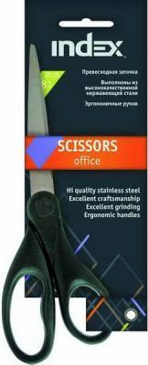 Ножницы Index ISC202 18.1 см в ассортименте
