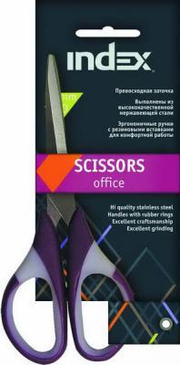 Ножницы Index ISC301 15 см в ассортименте