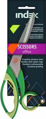 Ножницы Index ISC311 20 см в ассортименте