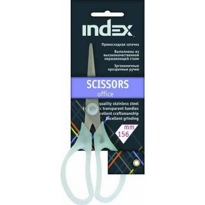 Ножницы Index ISC501 15.6 см