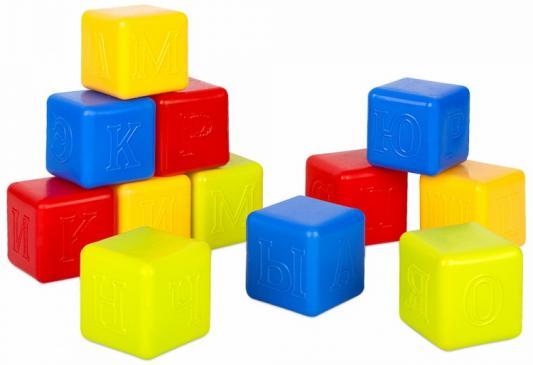 Кубики Росигрушка Азбука 12 шт 9376 alatoys кубики азбука окрашенные 12 шт 4 цвета