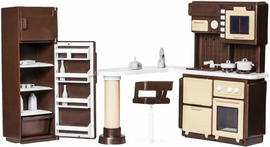 Набор мебели Огонек Коллекция для кухни С-1298 набор продуктов огонек продукты с 885