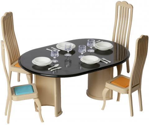 Фото - Набор мебели Огонек Коллекция для столовой С-1300 набор мебели огонек коллекция 5 предметов в ассортименте с 1302