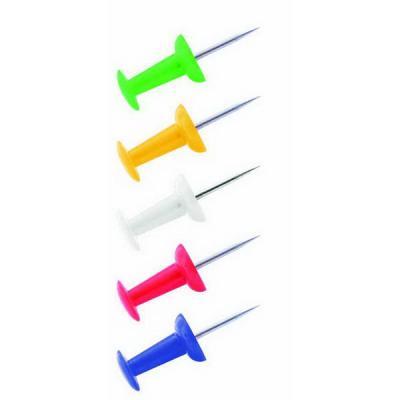 Кнопки силовые Index силовые 30 шт 23 мм ассорти IRP2023