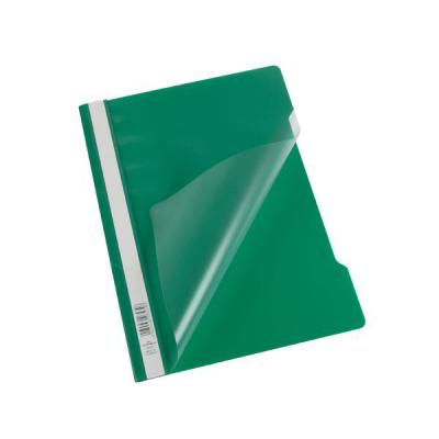 Папка-скоросшиватель зеленый А4 штрих-код 5346 esean темно зеленый средний код