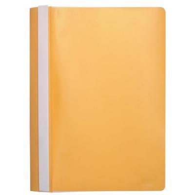 Папка-скоросшиватель, А4, желтая I200/Y папка скоросшиватель а4 синяя i200 bu