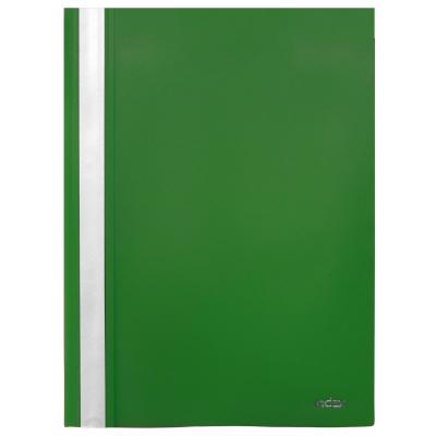 Папка-скоросшиватель, А4, зеленая I200/GN папка скоросшиватель а4 синяя i200 bu
