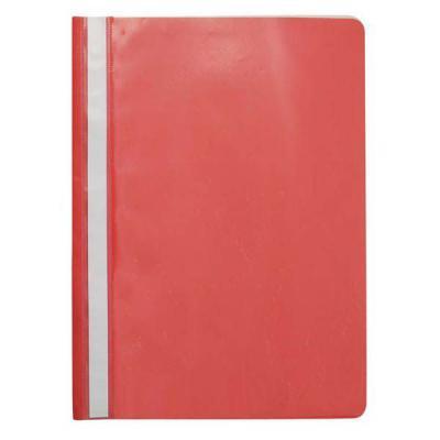 Папка-скоросшиватель, красная, ф. А4, с перфорацией KS-320B/01/P папка скоросшиватель красная ф а4 с перфорацией ks 320b 01 p