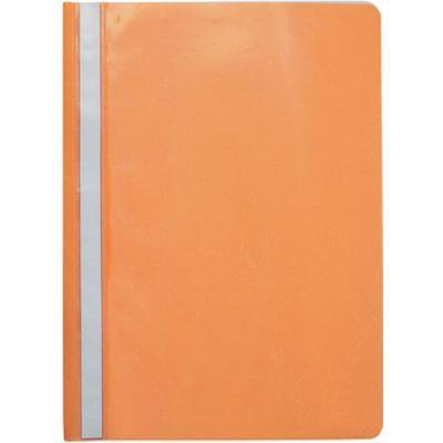 Папка-скоросшиватель, оранжевая, эконом, ф. А4 KS-320BR/OS/SPEC папка скоросшиватель салатовая эконом ф а4 ks 320br 14 spec